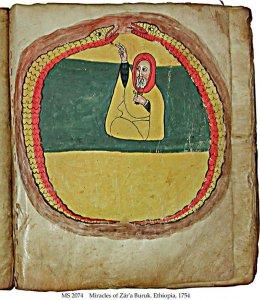 MIRACLES OF ZÄR'A BURUK | MS 2074