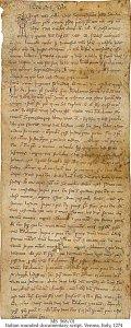 Johannes XXII Papal Bull | MS  590/41