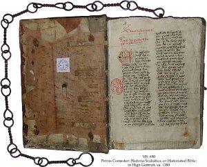 Petrus Comestor: Historia Scholastica | MS 690