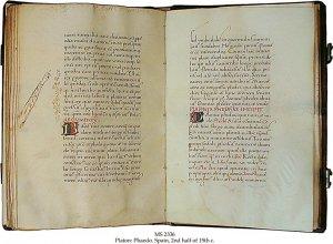 Platon: Phaedo | MS 2336 (1)