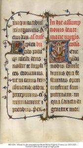 Quadrata Missal | MS 1276