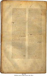 Rabbinic Code Part Two | MS 705