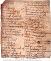 Rare Leaf from Tour Scriptorium | MS 570
