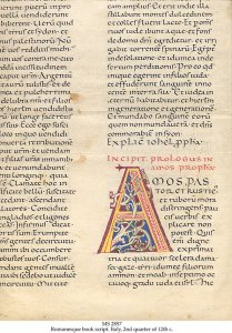 San Salvatore a Settimo Gian Bible | MS 2857
