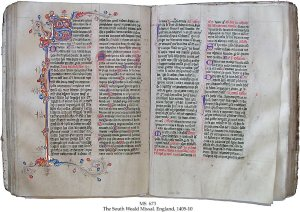 South Weald Missal | MS 673 (1)