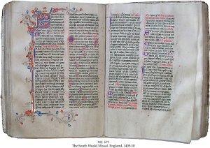 South Weald Missal | MS 673 (1)
