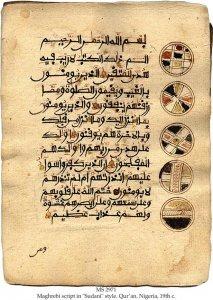 Maghrebi 'Sudani' style Qur'an | MS 2971