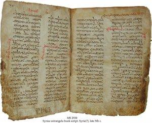 Syria Bible - Romans | MS-2530