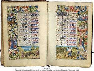 THE CATHERINE DE MEDICI HOURS | MS 013 (1)