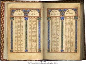 Ussher Gospels | MS 230