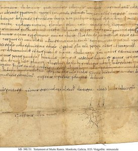 Bequest (Spain) | MS 590-51